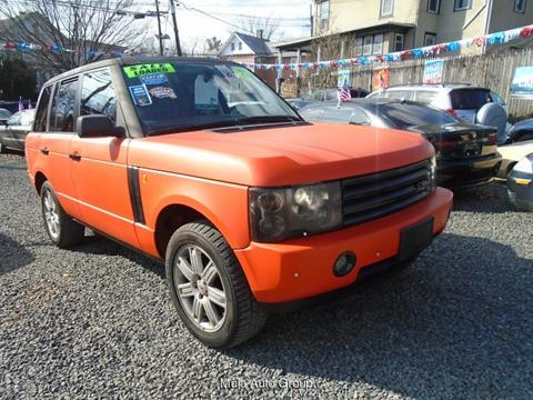 2004 Land Rover Range Rover for sale in Summerville, NJ