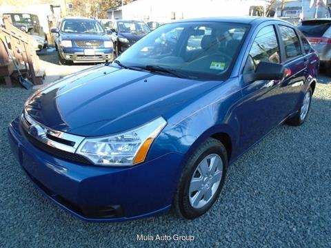 2009 Ford Focus for sale in Summerville, NJ
