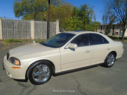 2002 Lincoln LS for sale in Summerville, NJ