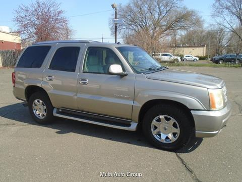 Used 2003 Cadillac Escalade For Sale In New Jersey Carsforsale Com