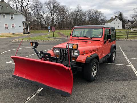 1995 Jeep Wrangler for sale in Somerville, NJ