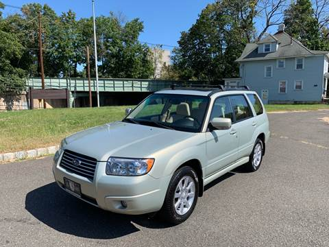 2006 Subaru Forester for sale in Somerville, NJ