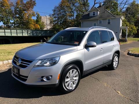 2009 Volkswagen Tiguan for sale in Somerville, NJ
