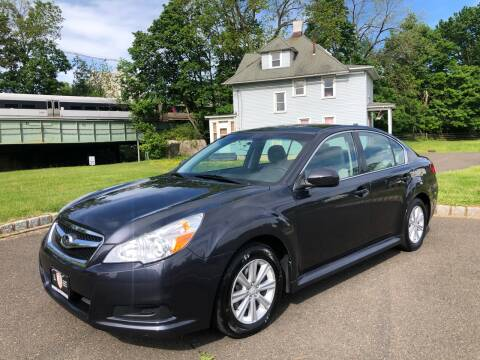 2012 Subaru Legacy for sale at Mula Auto Group in Somerville NJ