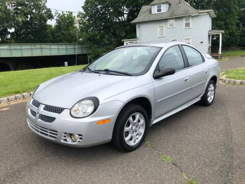 2005 Dodge Neon for sale at Mula Auto Group in Somerville NJ