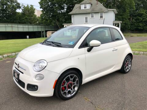 2015 FIAT 500 for sale at Mula Auto Group in Somerville NJ