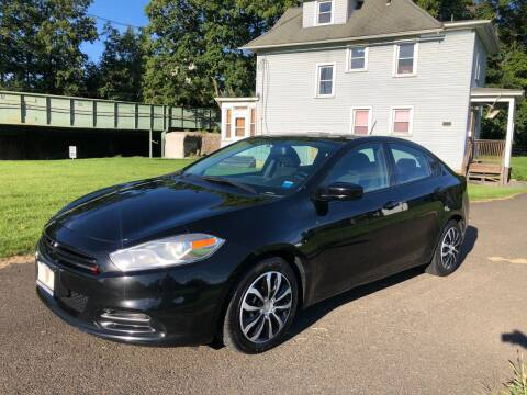 2013 Dodge Dart for sale at Mula Auto Group in Somerville NJ