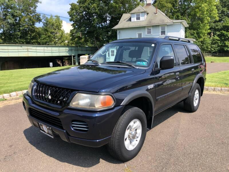 2003 Mitsubishi Montero Sport for sale at Mula Auto Group in Somerville NJ