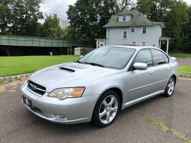 2006 Subaru Legacy for sale at Mula Auto Group in Somerville NJ