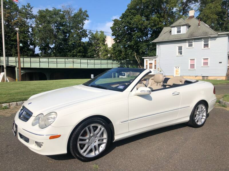 2009 Mercedes-Benz CLK for sale at Mula Auto Group in Somerville NJ