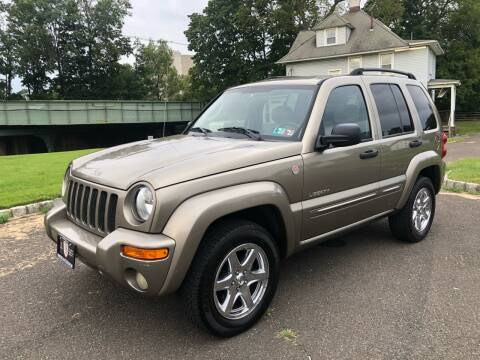 2004 Jeep Liberty for sale at Mula Auto Group in Somerville NJ