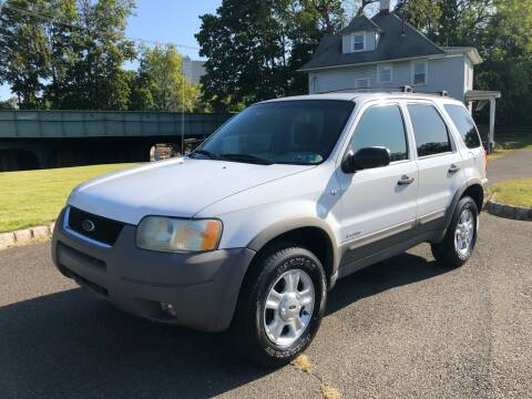 2002 Ford Escape for sale at Mula Auto Group in Somerville NJ