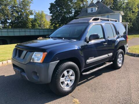 2007 Nissan Xterra for sale at Mula Auto Group in Somerville NJ
