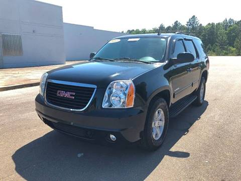 2012 GMC Yukon for sale at Access Motors Co in Mobile AL