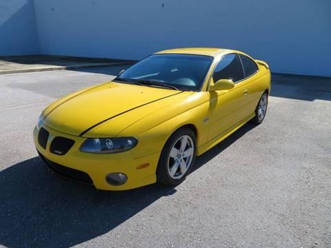 2004 Pontiac GTO for sale in Mobile, AL