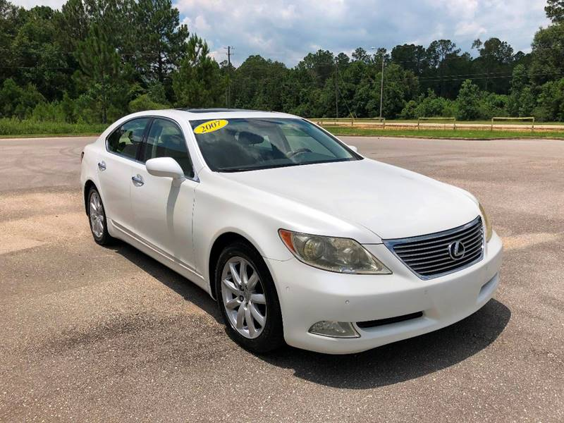 2007 Lexus LS 460 For Sale At Access Motors Co In Mobile AL