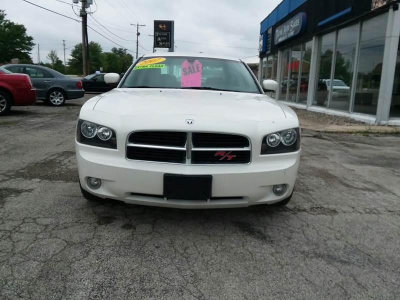 2007 Dodge Charger for sale at TILTON AUTO SALES INC. in Danville IL