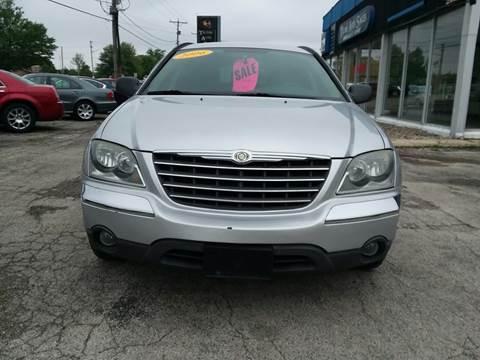 2006 Chrysler Pacifica for sale at TILTON AUTO SALES INC. in Danville IL