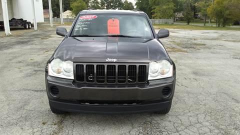 2005 Jeep Grand Cherokee for sale in Danville, IL