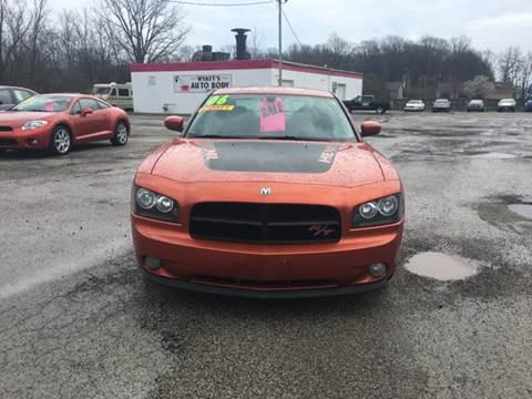 2006 Dodge Charger for sale at TILTON AUTO SALES INC. in Danville IL