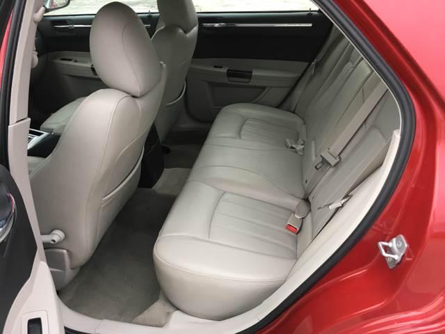 2007 Chrysler 300 for sale at TILTON AUTO SALES INC. in Danville IL