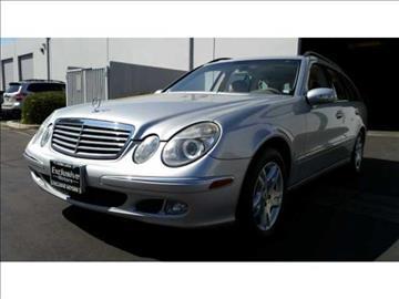2004 Mercedes-Benz E-Class for sale in Placentia, CA