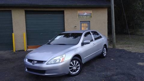 2003 Honda Accord for sale in Covington, GA