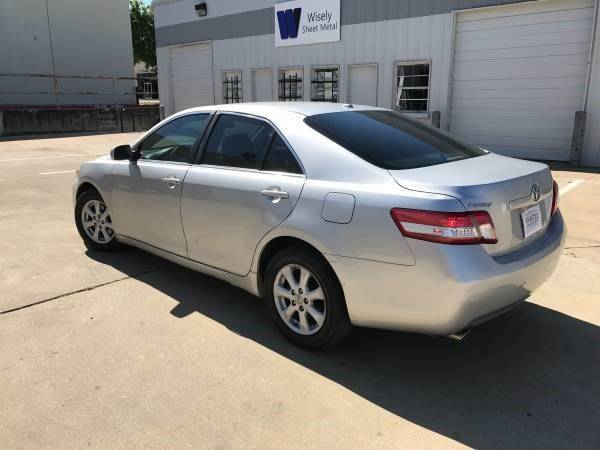 2011 Toyota Camry for sale at NATIONAL AUTO GROUP in Dallas TX