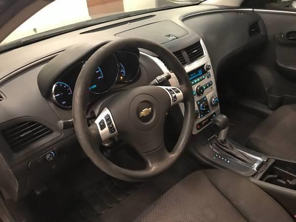 2011 Chevrolet Malibu for sale at NATIONAL AUTO GROUP in Dallas TX