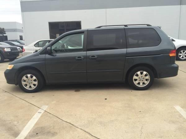 2003 Honda Odyssey for sale at NATIONAL AUTO GROUP in Dallas TX