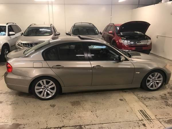 2008 BMW 3 Series for sale at NATIONAL AUTO GROUP in Dallas TX
