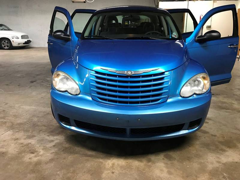 2008 Chrysler PT Cruiser for sale at NATIONAL AUTO GROUP in Dallas TX