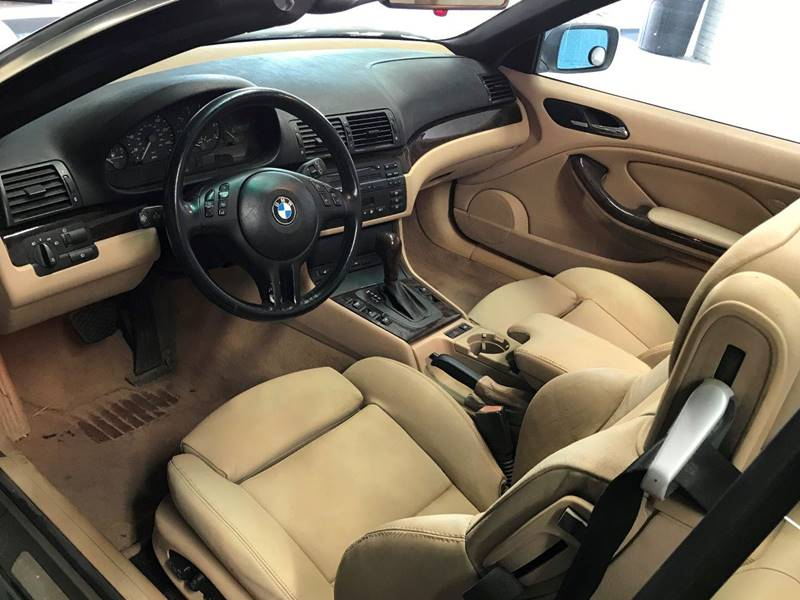 2003 BMW 3 Series for sale at NATIONAL AUTO GROUP in Dallas TX