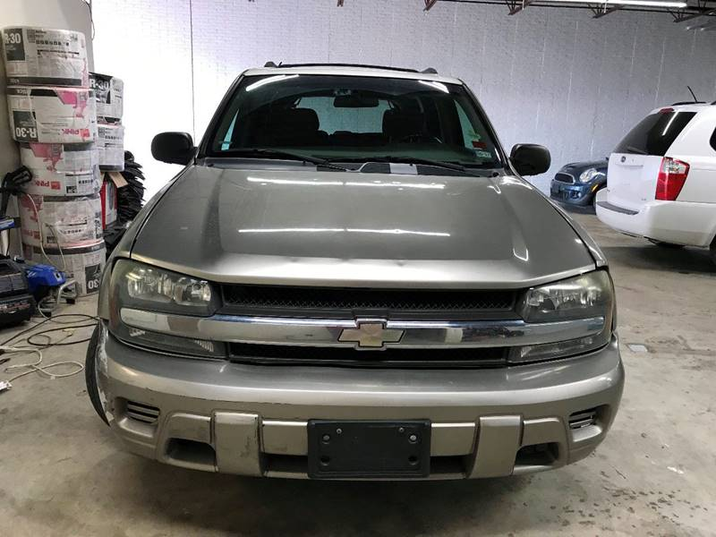 2002 Chevrolet TrailBlazer for sale at NATIONAL AUTO GROUP in Dallas TX