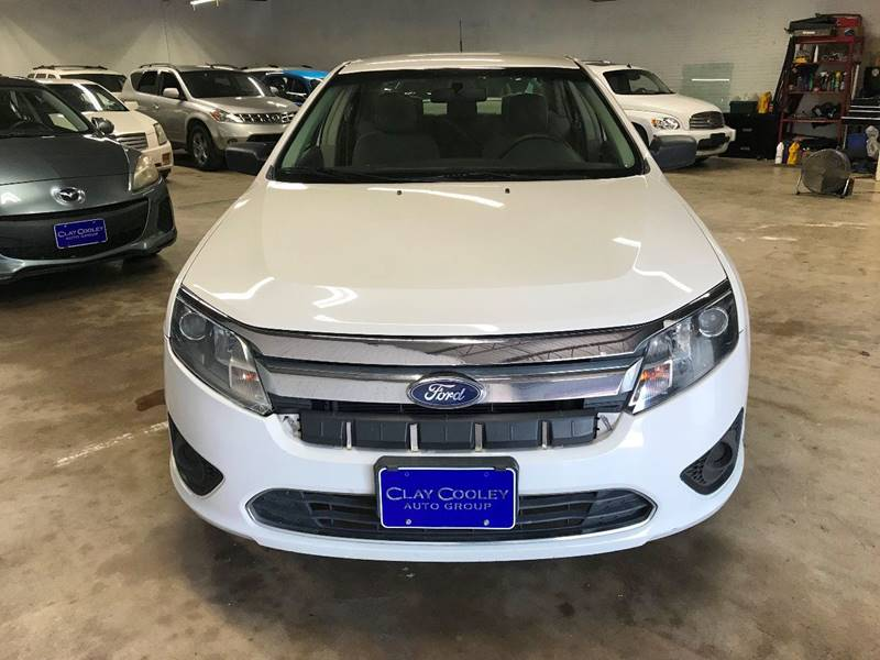 2010 Ford Fusion for sale at NATIONAL AUTO GROUP in Dallas TX