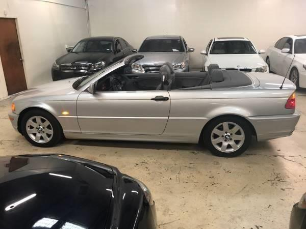 2001 BMW 3 Series for sale at NATIONAL AUTO GROUP in Dallas TX