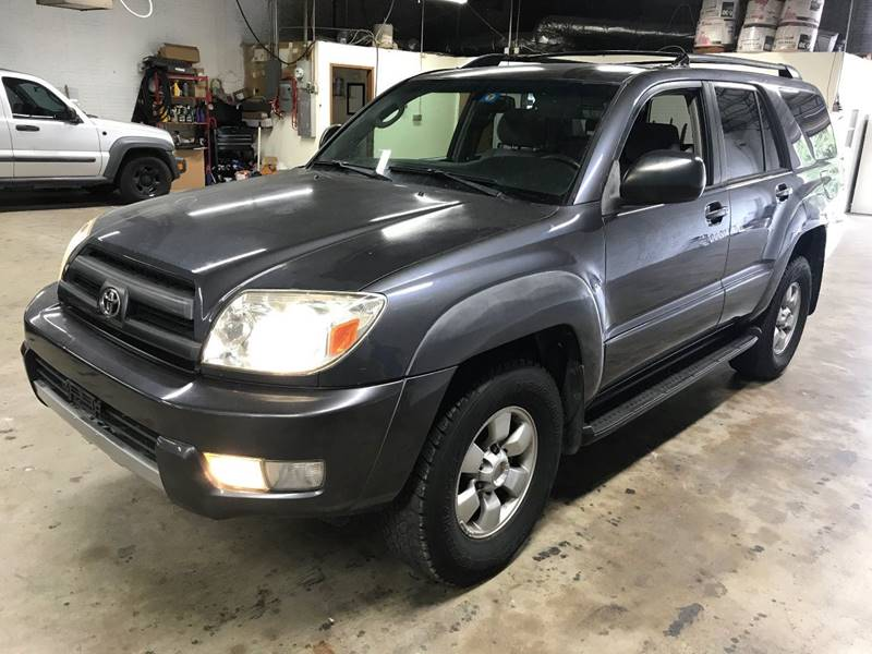 2004 Toyota 4Runner For Sale At NATIONAL AUTO GROUP In Dallas TX