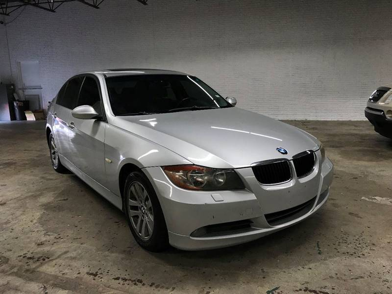 2006 BMW 3 Series for sale at NATIONAL AUTO GROUP in Dallas TX