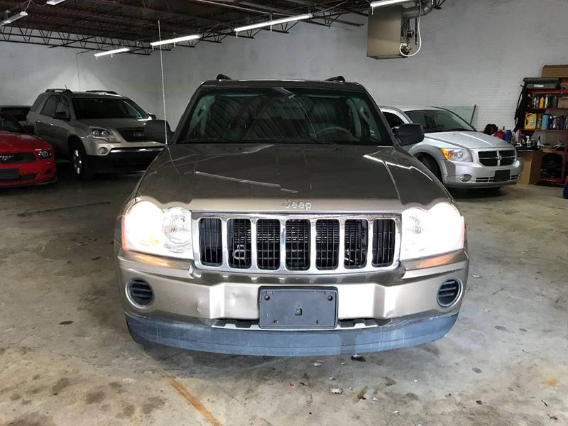 2005 Jeep Grand Cherokee for sale at NATIONAL AUTO GROUP in Dallas TX
