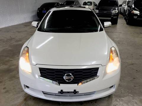 2008 Nissan Altima for sale at NATIONAL AUTO GROUP in Dallas TX