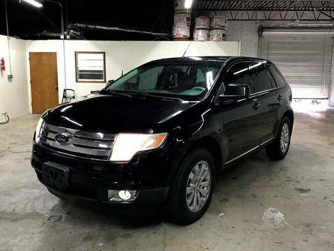 2009 Ford Edge for sale at NATIONAL AUTO GROUP in Dallas TX