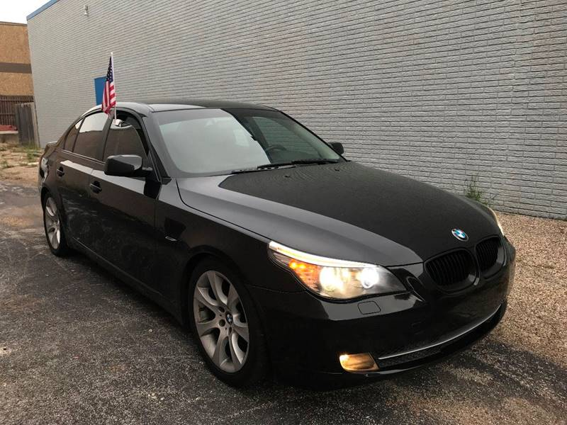 2008 BMW 5 Series for sale at NATIONAL AUTO GROUP in Dallas TX