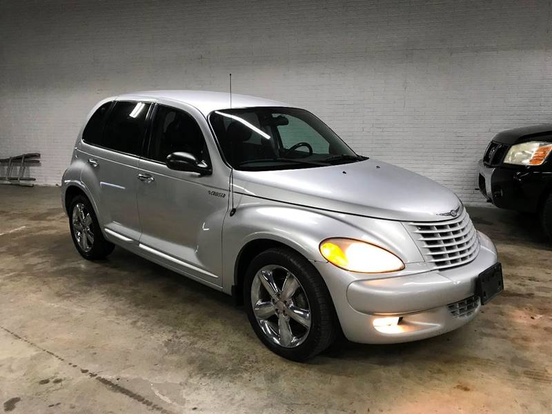 2003 Chrysler PT Cruiser for sale at NATIONAL AUTO GROUP in Dallas TX