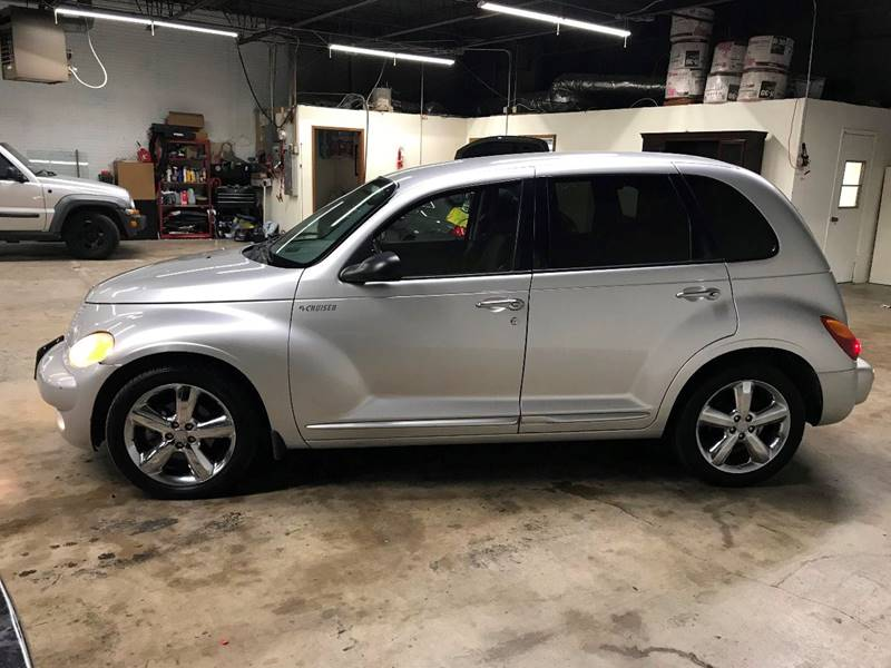 2003 chrysler pt cruiser gt in dallas tx national auto group. Black Bedroom Furniture Sets. Home Design Ideas