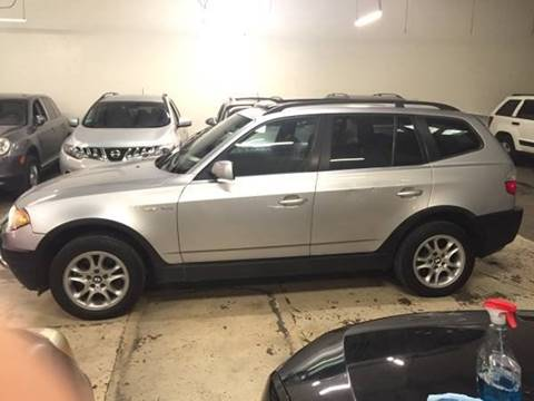 2005 BMW X3 for sale in Dallas, TX