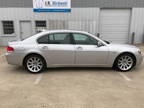 2006 BMW 7 Series for sale in Dallas, TX