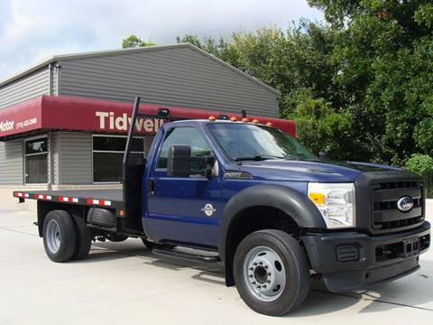 2011 Ford F-450 for sale in Houston, TX