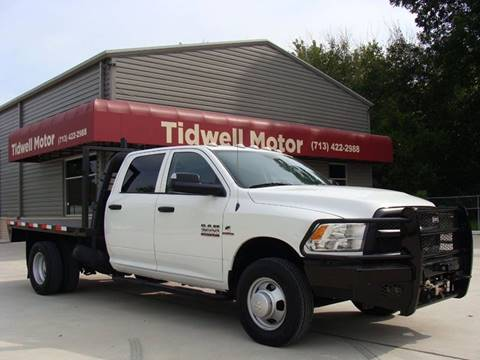 2014 RAM Ram Chassis 3500 for sale in Houston, TX