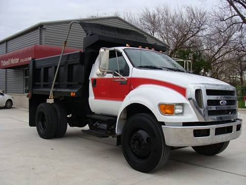 2009 Ford F-750 Super Duty for sale in Houston, TX