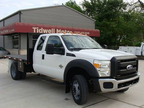 2011 Ford F-450 Super Duty for sale in Houston, TX